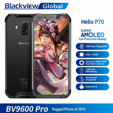 """6.21"""" Blackview BV9600 Pro IP69 Impermeable 6GB+128GB Smartphone Carga Inalámbrica"""