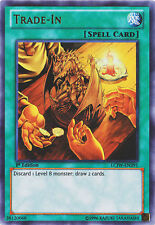 *** TRADE-IN *** ULTRA RARE MINT/NM LCJW-EN291 3 AVAILABLE!  YUGIOH!