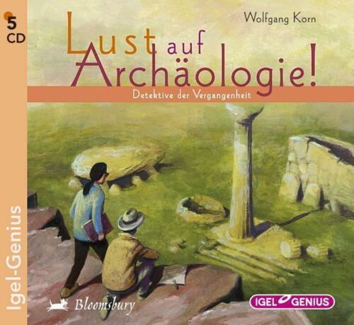 1 von 1 - Wolfgang Korn - Lust auf Archäologie! Detektive der Vergangenheit /4