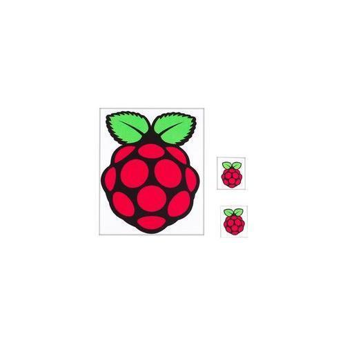Raspberry Pi Stickers-lge-6 raspberry-pi pegatinas PK6 Grande