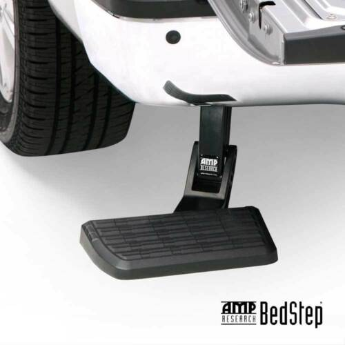 Amp Research BedStep fits 99-16 Ford Super Duty Trucks; Made in USA; #75303-01A