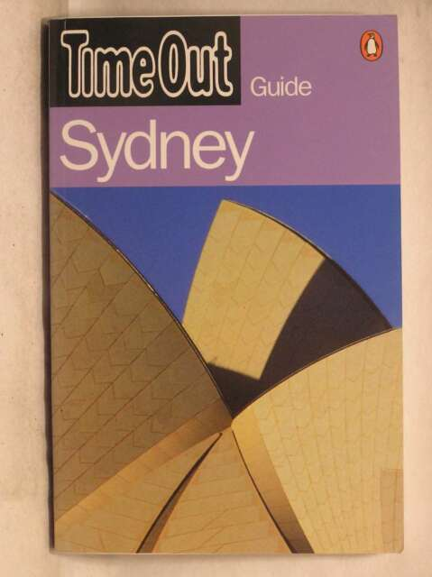 """""""Time Out"""" Sydney Guide (""""Time Out"""" Guides), Time Out Magazine, Penguin Books, E"""