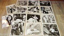 L' HOMME AU PISTOLET D'OR ! james bond 007 rare jeu 14 photos presse cinema 1974