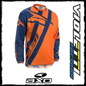MOTION-4-JERSEY-BLUE-ORANGE-AXO-maglia-maglietta-enduro-cross-arancio