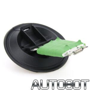 cf7ee3a54f3 NEW Heater Fan Blower Motor Resistor Regulator For Audi A2 VW Polo ...