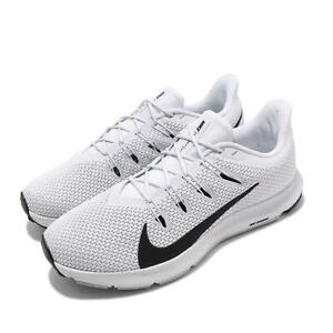 Nike-Quest-2-White-Black-Pure-Platinum-Men-Running-Shoes-Sneakers-CI3787-100