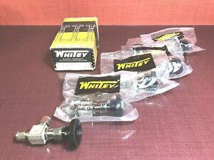 Whitey-Swagelok-SS-IKS4-A-316-Needle-Valve-Box-5PCS-1453