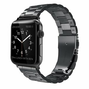 For Iwatch Apple Watch Series 5 4 3 2 1 42 44mm Stainless Steel Wrist Band Strap Ebay