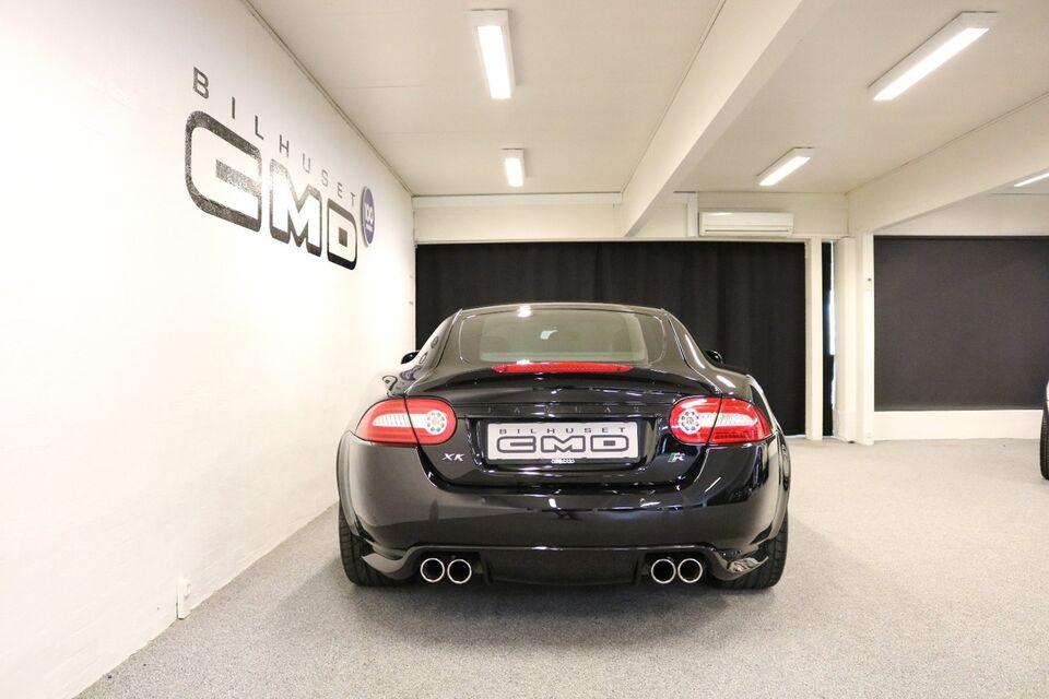 Jaguar XKR 5,0 S/C Coupé aut. Benzin aut. modelår 2010 km
