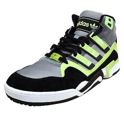 Adidas Herren Originals Torsion 92 Turnschuhe Grau Hi Top | eBay