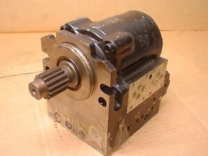 Nippon Gerotor Co Eis 25603005 Hydraulic Index Motor