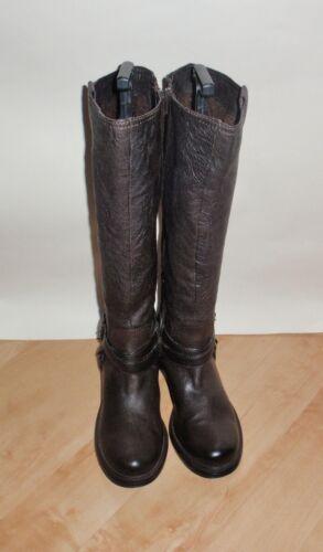 de de tamaño mago longitud para 5 Clarks 5 cuero mujer invierno Uk de botas de montar rodilla clase de ZHAPYq