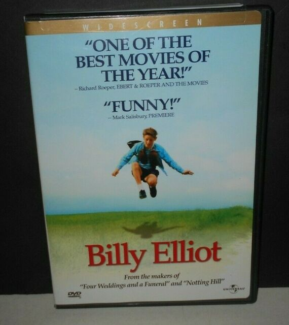 Billy Elliot  2001 Pre-owned DVD (VG) Widescreen /Captioned 'R' Special Features