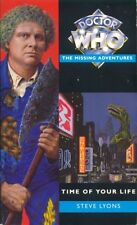 Dr Doctor Who Missing Adventures Book - Time of Your Life - (Mint New)