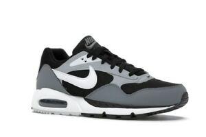 Nike-Air-Max-Correlate-Running-Shoes-Men-039-s-Sizes-Gray-Black-511416-011
