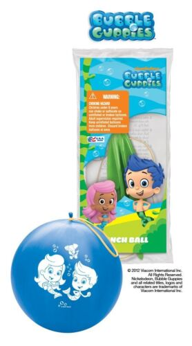 Pioneer Punch Balls Balloons 1 ct//Each Bubble Guppies 65897 Party Supplies