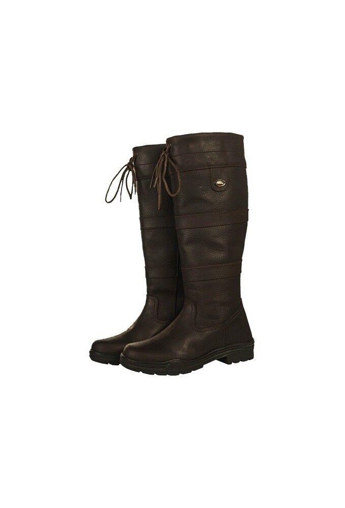 Moda botas membrana de invierno Belmond HKM  marrón varios tamaños nuevas  para barato