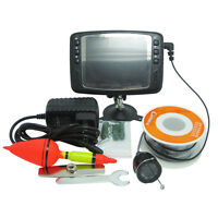 3.5 Tft Underwater Video Fishing Camera Kit With Cmos 600tvl 30m Cable