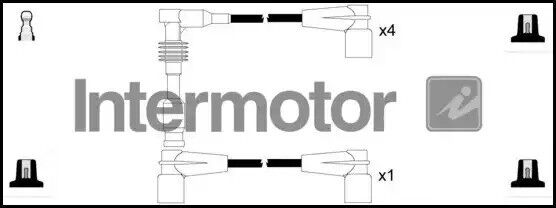 Ignition Cable Kit STANDARD 73802