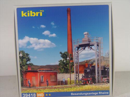 Kibri HO 1:87 Bausatz   39418  #E Besangungsanlage Rheine f Betriebswerk