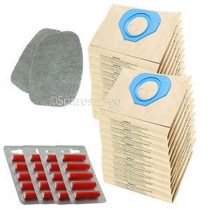 2-Filters-20-Bags-for-NILFISK-GA70-GS80-GS90-GM80-GM90-GD80-GD90-Vacuum-Fresh