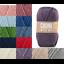 Sirdar-Hayfield-Chunky-With-Wool-100g-Ball-Knitting-Crochet-Knit-Craft-Yarn thumbnail 1