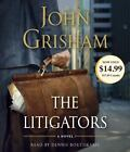The Litigators by John Grisham (2012, CD, Abridged)