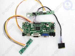 HDMI-DVI-VGA-Audio-Controller-Board-Kit-for-B101UAN02-1-V-1-1920X1200-LCD-Panel