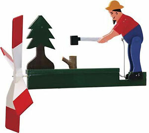 Man-Chopping-Wood-Wooden-Hand-Painted-Whirligig-29-Chopper