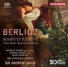 Berlioz ROMEO Et Juliette Michele Losier Samuel Boden David Soar BBC Symphon