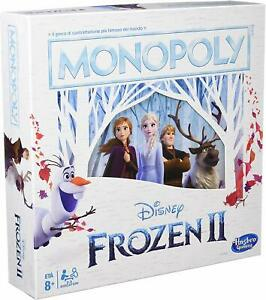 Monopoly-Disney-Eiskoenigin-2-Edition-Brettspiel-Mono-Poly-Hasbro-Spielen
