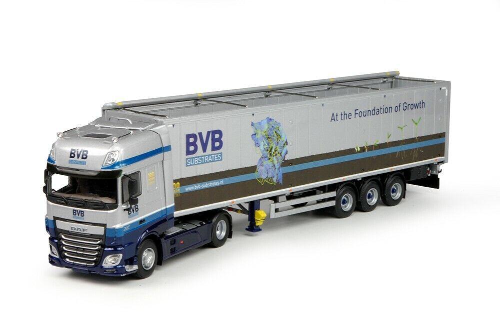 DAF-EURO 6 xf super space  cab BVB 64436 TEKNO 0572 degré 1 50  100% garantie d'ajustement
