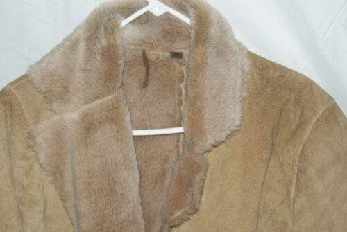 Thomas Frakke Akryl 100 31 Brandon Medium Fur Længde Tan Størrelse tilstand God dpzqdt8