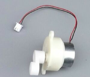 1pcs DC 6v 12v reversible gear motor speed reduction motor + eccentric gear