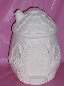 Easter Basket Eggs  Large Size Ceramic Bisque Ready to Paint SET OF 12