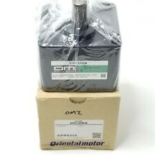 Oriental Motor Co 5gu30kb Gear Head 301 Ratio New Free Shipping