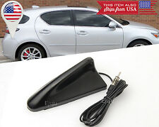 Shark Fin Radio FM/AM Aerial Conversion Antenna + Connector Plug for Kia Hyundai