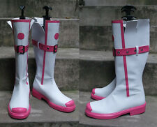 Vocaloid 3 IA Cosplay Boots Shoes Custom-Made Any Size