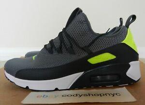 Men's Nike Air Max 90 EZ Casual Shoes Cool GreyVolt