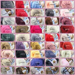 Sale-New-1-Skeinx50g-Soft-Worsted-Cotton-Chunky-Super-Bulky-Hand-Knitting-Yarn