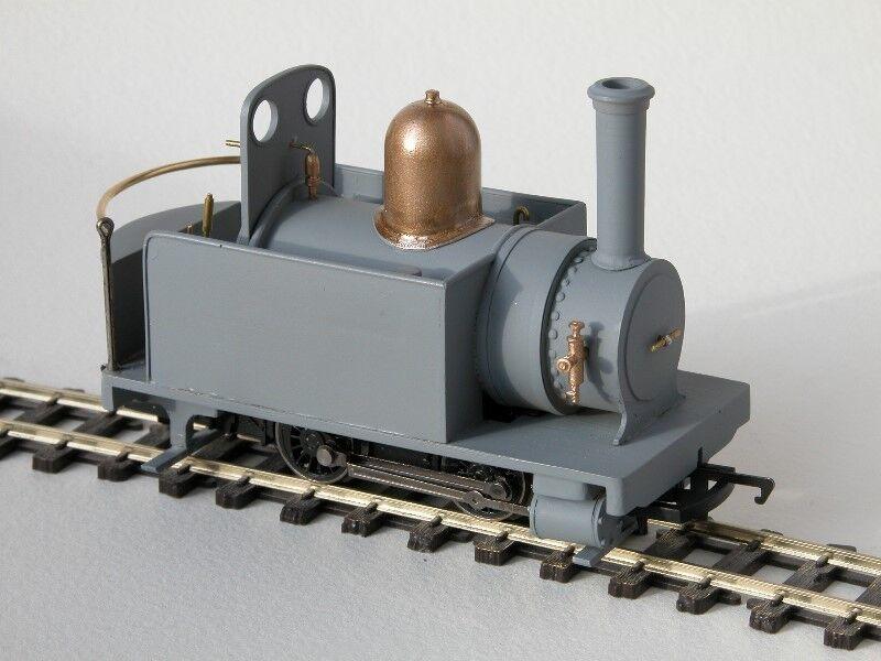 GN15 Locomotiva Kit carrozzeria HEYWOOD'S' Katie ' - SMALLBROOK STUDIO