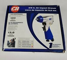 Campbell Hausfeld Ch 38 Inch Air Impact Wrench Tl0549 Used Good Condition
