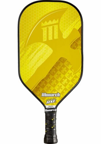 "Monarch Golden Axe Pickleball Paddle 7 3//8/"" x 16 3//8/"""