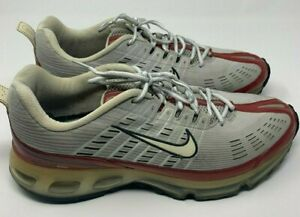 Details about Nike Air Max 360 310908 011 Size 13 Men's Silver White Anthracite 2006 Vintage