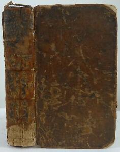 Fables-Choises-mises-en-verset-par-Mons-de-la-Fontaine-1757-2-pieces-dans-1-livre