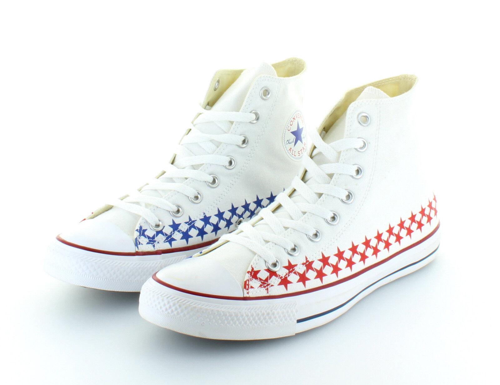 Converse Chuck Taylor All Star Hi Americana Limited Edition Gr. 42,5 / 43,5