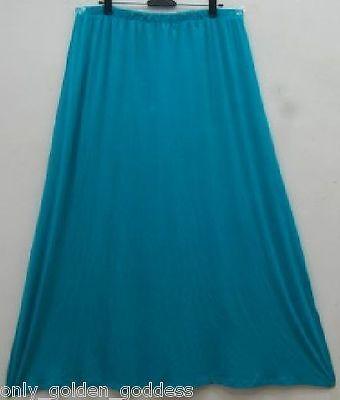 green skirt long diagonal OS 1X 2X 3X 4X 5X 6X  plus ruffles asym