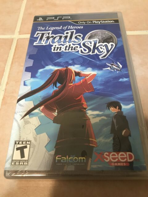 Legend of Heroes: Trails in the Sky (Sony PSP, 2011)