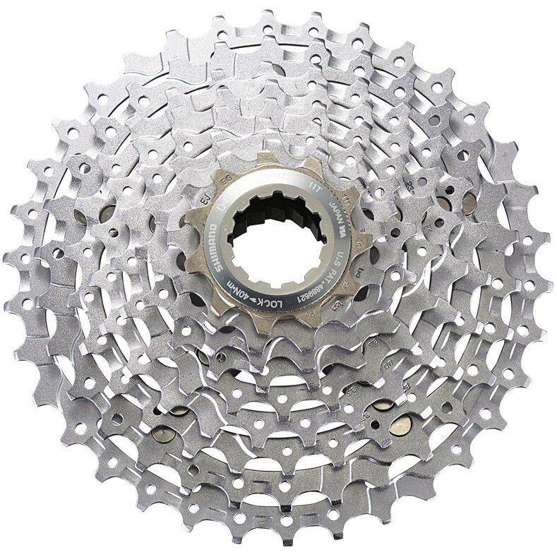 Cassette bici MTB Shimano XT CS-M770 9 9 9 speed 11-32 alquiler bike casete sprocket 274a60