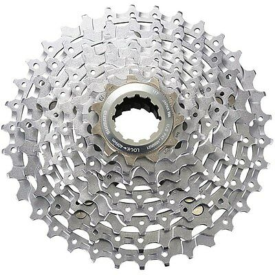 Sporting Goods Supply Cassetta Bici Mtb Shimano Xt Cs-m770 9 Speed 11-32 Mounta Bike Cassette Sprocket Rich In Poetic And Pictorial Splendor Cycling